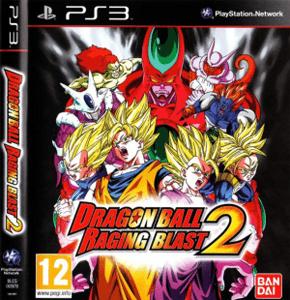 Dragon Ball Raging Blast 2