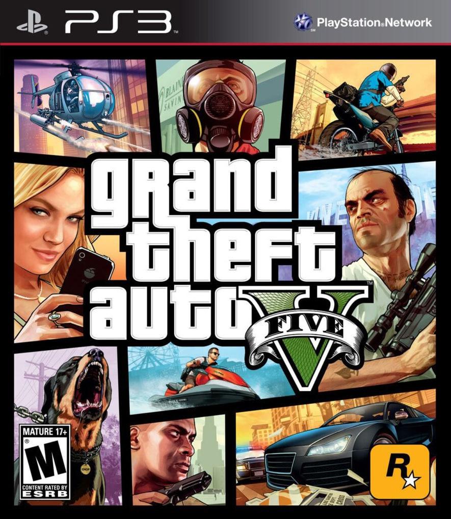 the grand theft auto v