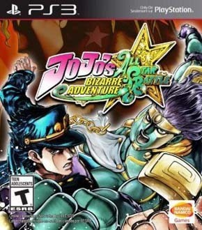 Jojo Bizarre Adventure All Star Battle
