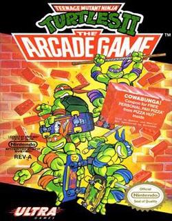 Teenage Mutant Ninja Turtles II